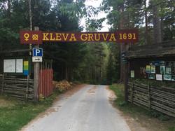 Willkommen in Kleva Gruva