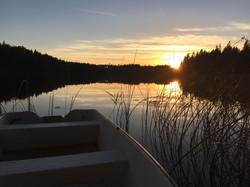 An einem dieser Seen ...