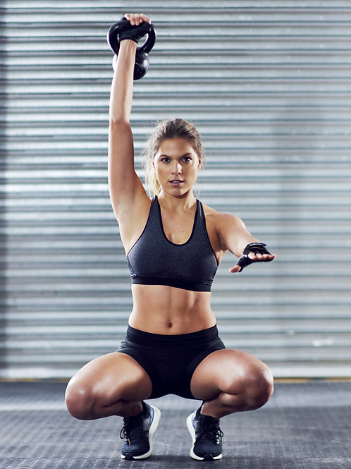 Sport: apprentissage d'un mouvement ( traction, squat, halterophilie )