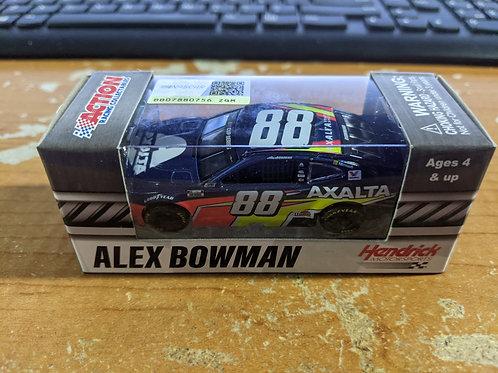 #88 Alex Bowman Chevrolet Camaro Axalta