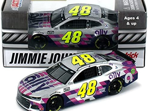 Jimmie Johnson 2020 Ally #ONEFINALTIME Raced Version 1:64 Nascar Diecast [Lionel