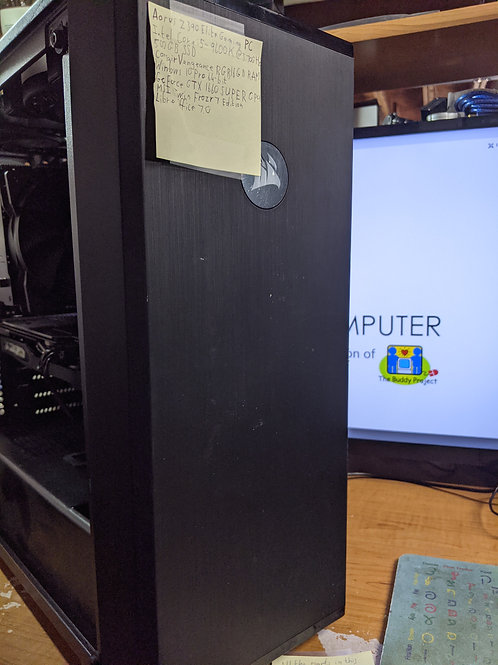 Aorus Z390 Elite Gaming PC