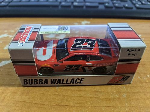Bubba Wallace DoorDash Toyota Camry
