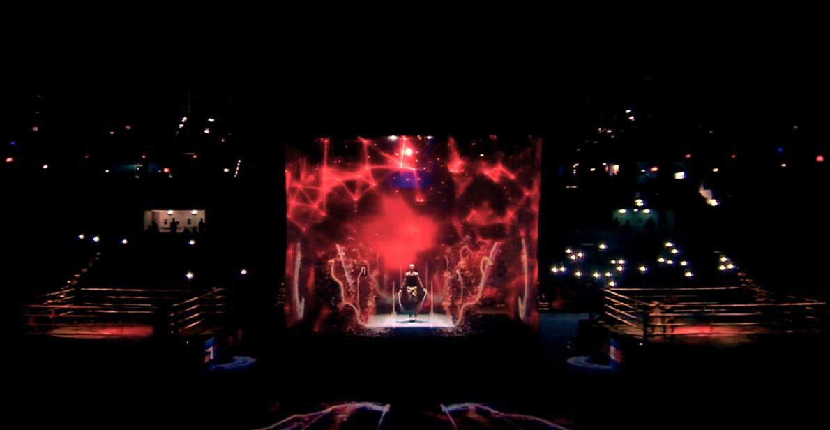 Cérémonie d'ouverture AIBA 2015