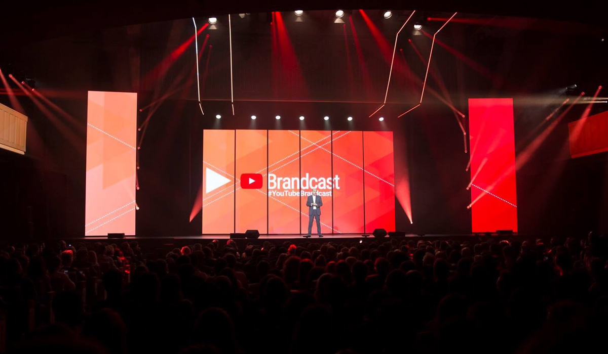 Youtube Brandcast 2016