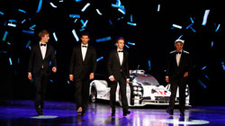 PRIZE GIVING CEREMONY FIA 2015
