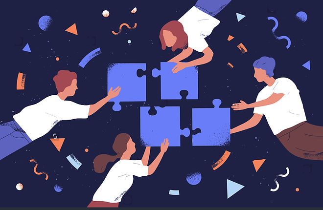 stock-vector-teamwork-and-team-building-