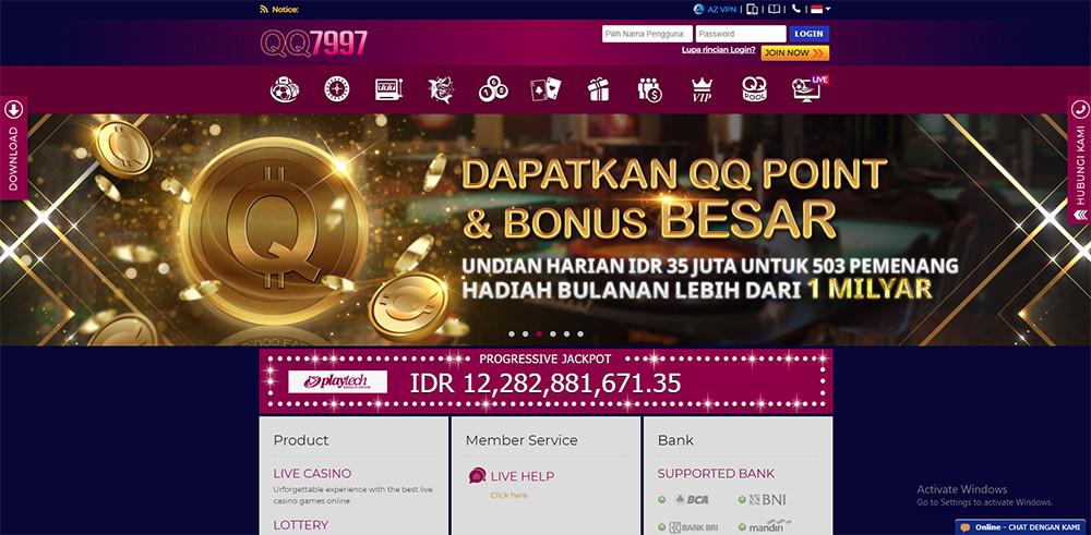Pengalaman Main Judi Slot Online Terbaik Bersama Qq7997