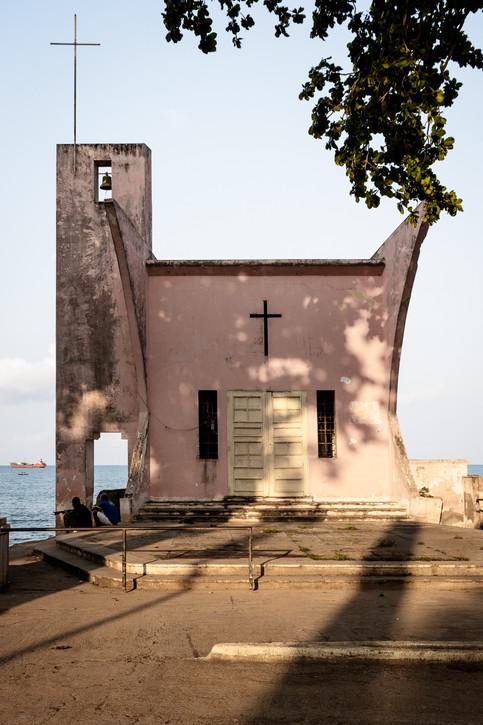 São Tomé Church - Print