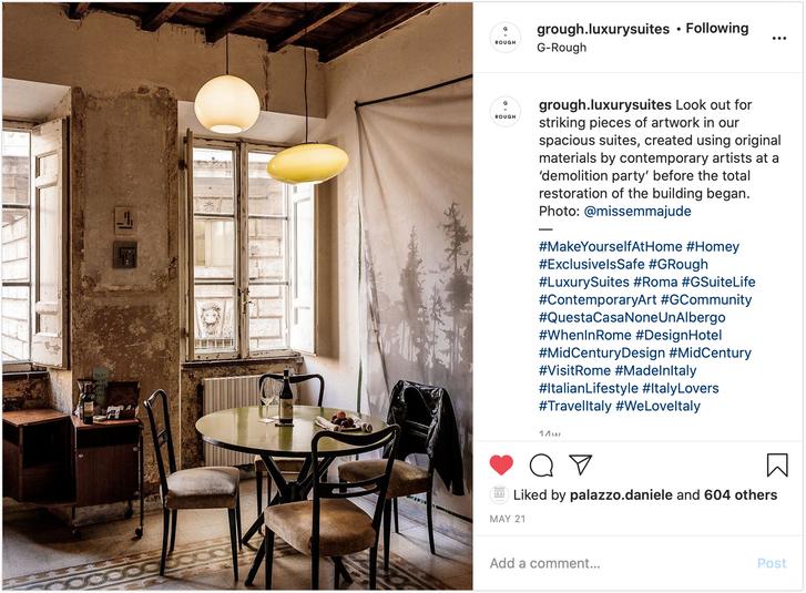G-Rough Luxury Suites, Rome
