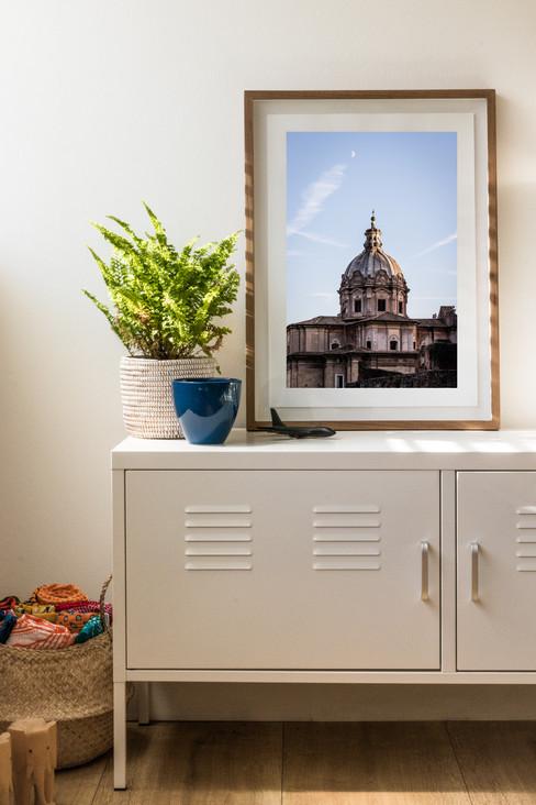 Rome - Framed