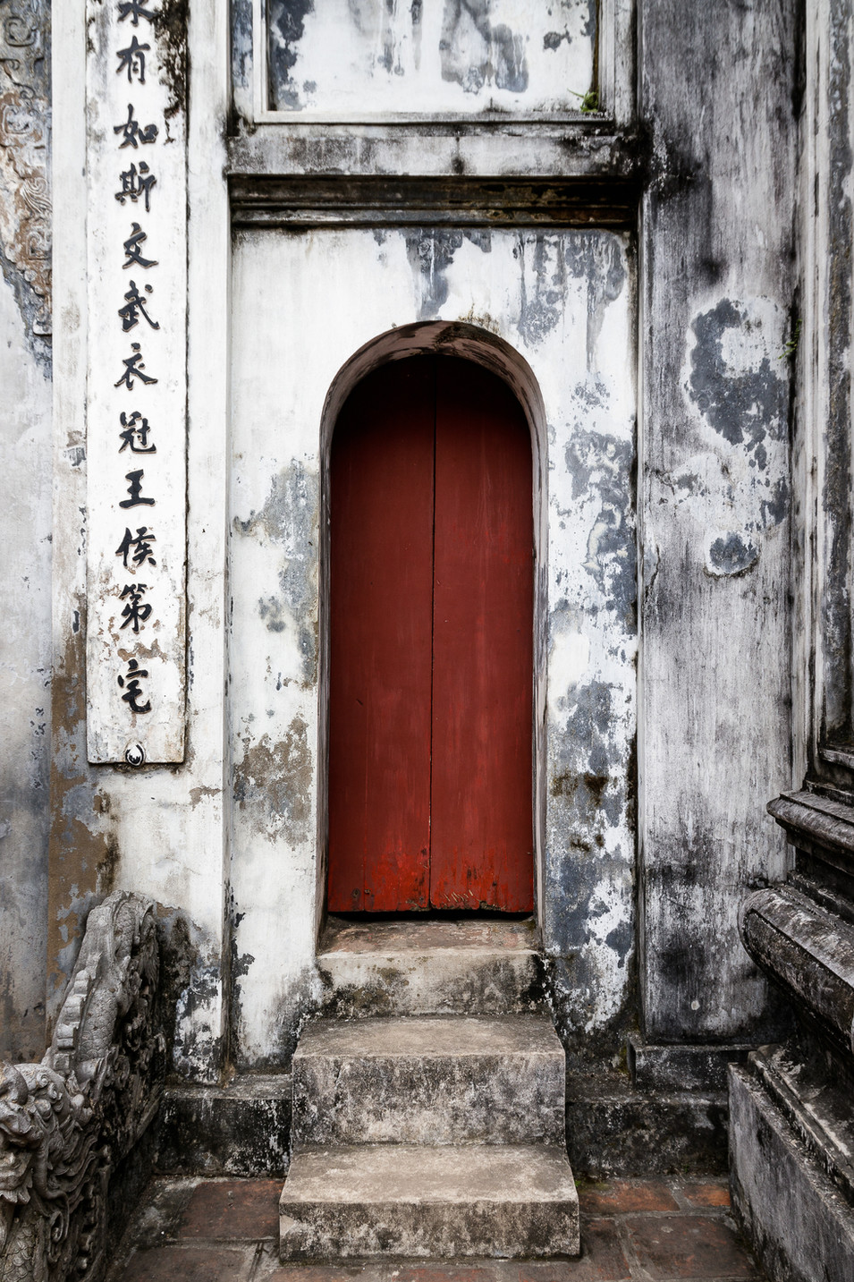 Temple of Literature - Print