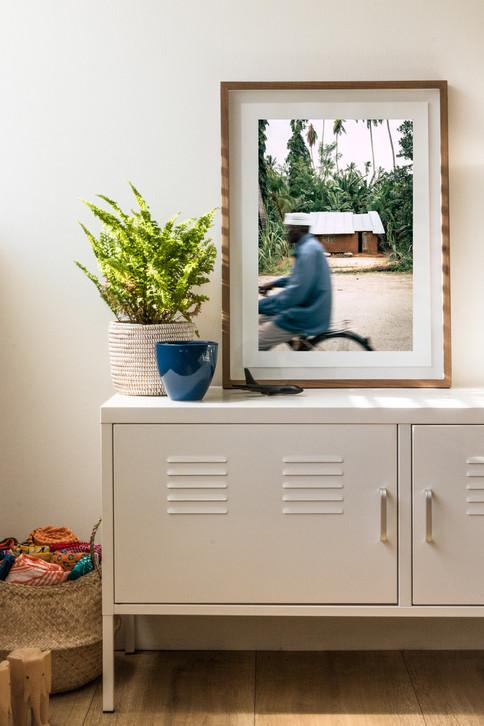 Zanzibar Man - Framed