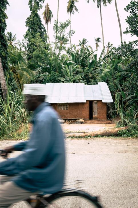 Zanzibar Man - Print