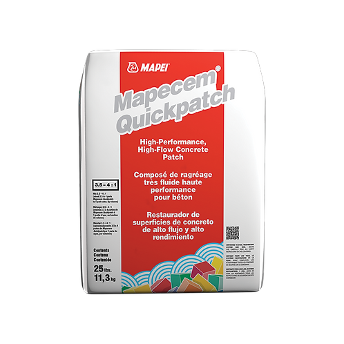 Mapecem® Quickpatch, saco 50 lb
