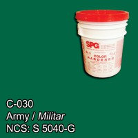 SPG® Color Endurecedor Militar