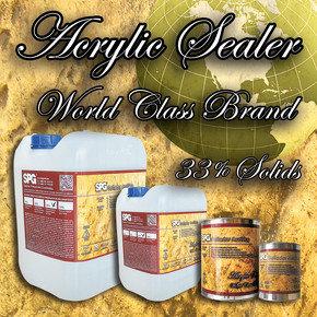 SPG® Sellador Acrílico 25% (1 LTS)