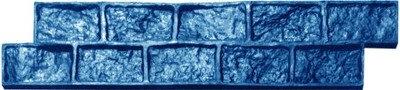 AM-14 Molde Cenefa de piedra / Cobblestone border tool.
