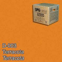 SPG® Desmoldante en Polvo Terracota