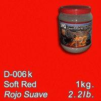 SPG® Desmoldante en Polvo Rojo Suave 1kg