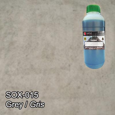 SPG® Oxidante para concreto Gris (Lt) .
