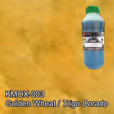 Oxidante para Concreto Trigo Dorado Kemiko (Lt).
