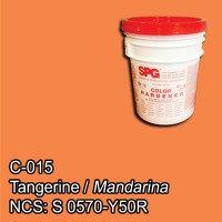 SPG® Color Endurecedor Mandarina