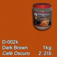 SPG® Desmoldante en Polvo Café Oscuro 1kg