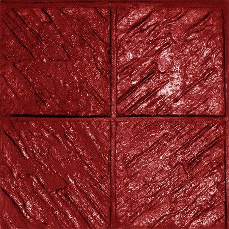 "RM-31 Molde Adoquín 40x40 / Granite Tile 16""."