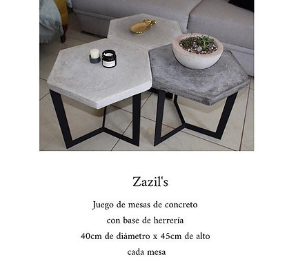 Zazil's
