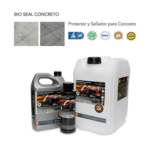 BIO SEAL CONCRETO, Sellador para concreto satinado (20 lts).