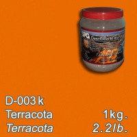SPG® Desmoldante en Polvo Terracota 1kg