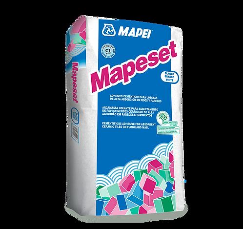 Mapeset Blanco (20 kgs) - Cerámicos