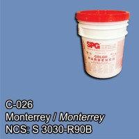SPG® Color Endurecedor Monterrey