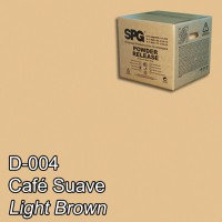 SPG® Desmoldante en Polvo Café suave