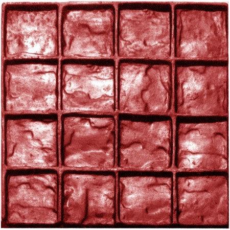 "RM-02 Molde Adoquín 15cm / Granite Tile 6"""