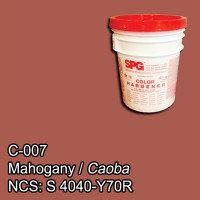 SPG® Color Endurecedor Caoba