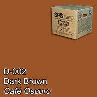 SPG® Desmoldante en Polvo Café oscuro