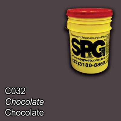SPG® Color Endurecedor Chocolate