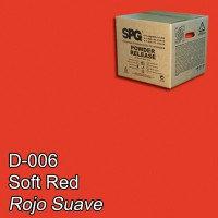 SPG® Desmoldante en Polvo Rojo suave (5 kgs)