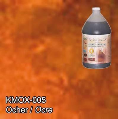 Oxidante para Concreto Ocre Kemiko. (Galón)