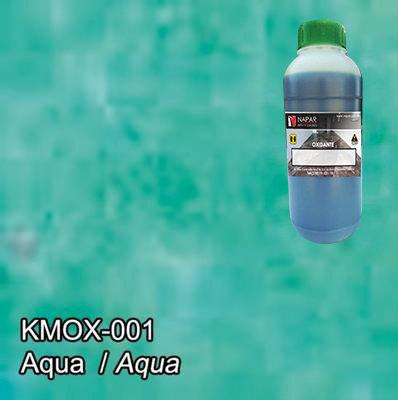 Oxidante para Concreto Aqua Kemiko (Lt).