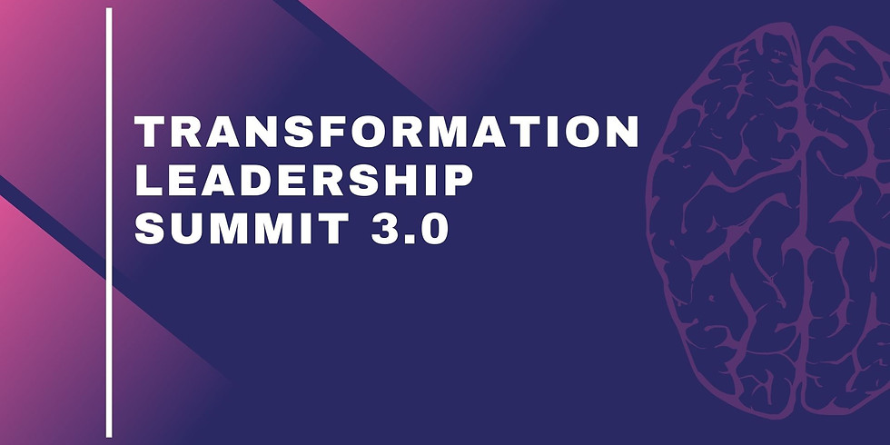 Transformation Leadership Summit 3.0