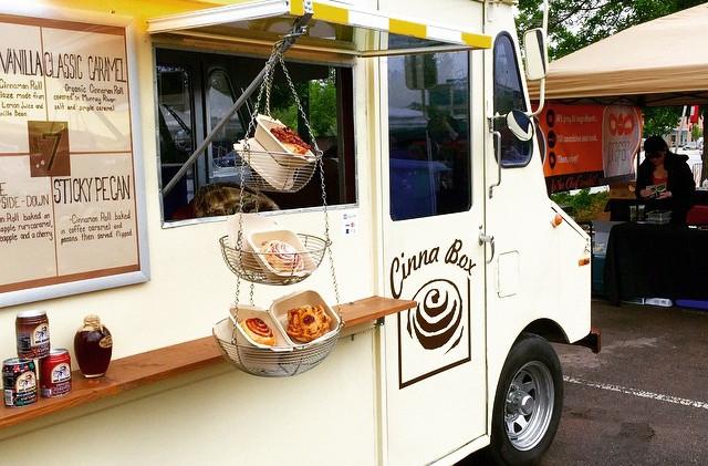 Cinna Box Food Truck