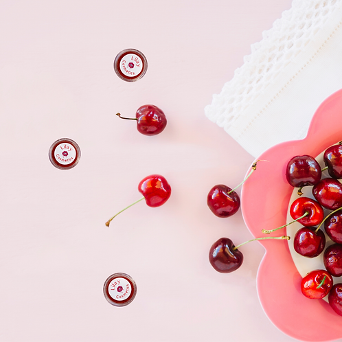 Cherry Lip Scrub