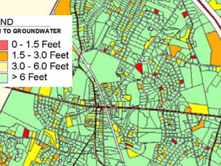 Groundwater and Proximity to Fort Pond Brook
