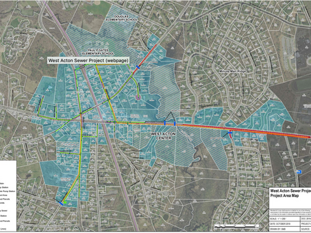 Proposed Sewer District