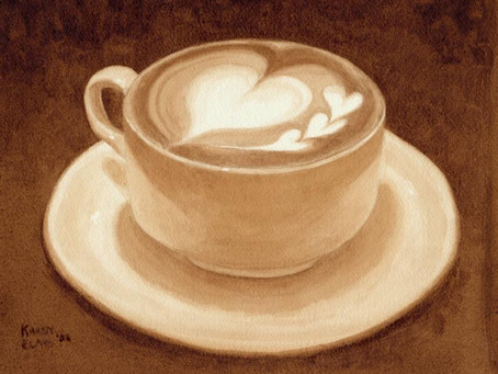 JOIN US FOR FRIDAY COFFEE