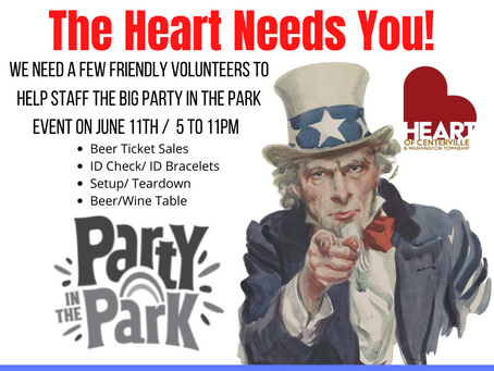 The Heart Needs Your Help