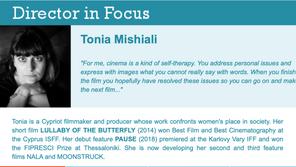 FESTIVAL SCOPE: Film in Focus and Director in Focus